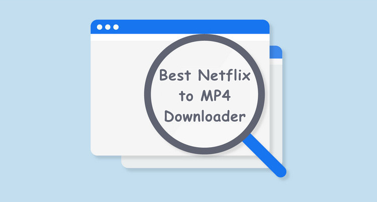 netflix video to mp4