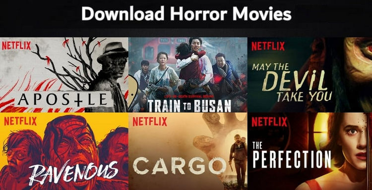 download horror movies