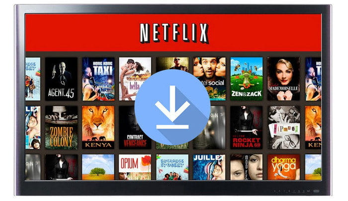 download netflix video