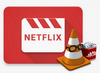 play netflix video on vlc