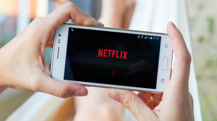watch netflix on android