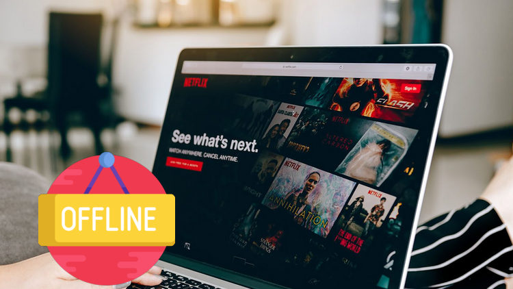 watch netflix video offline on mac